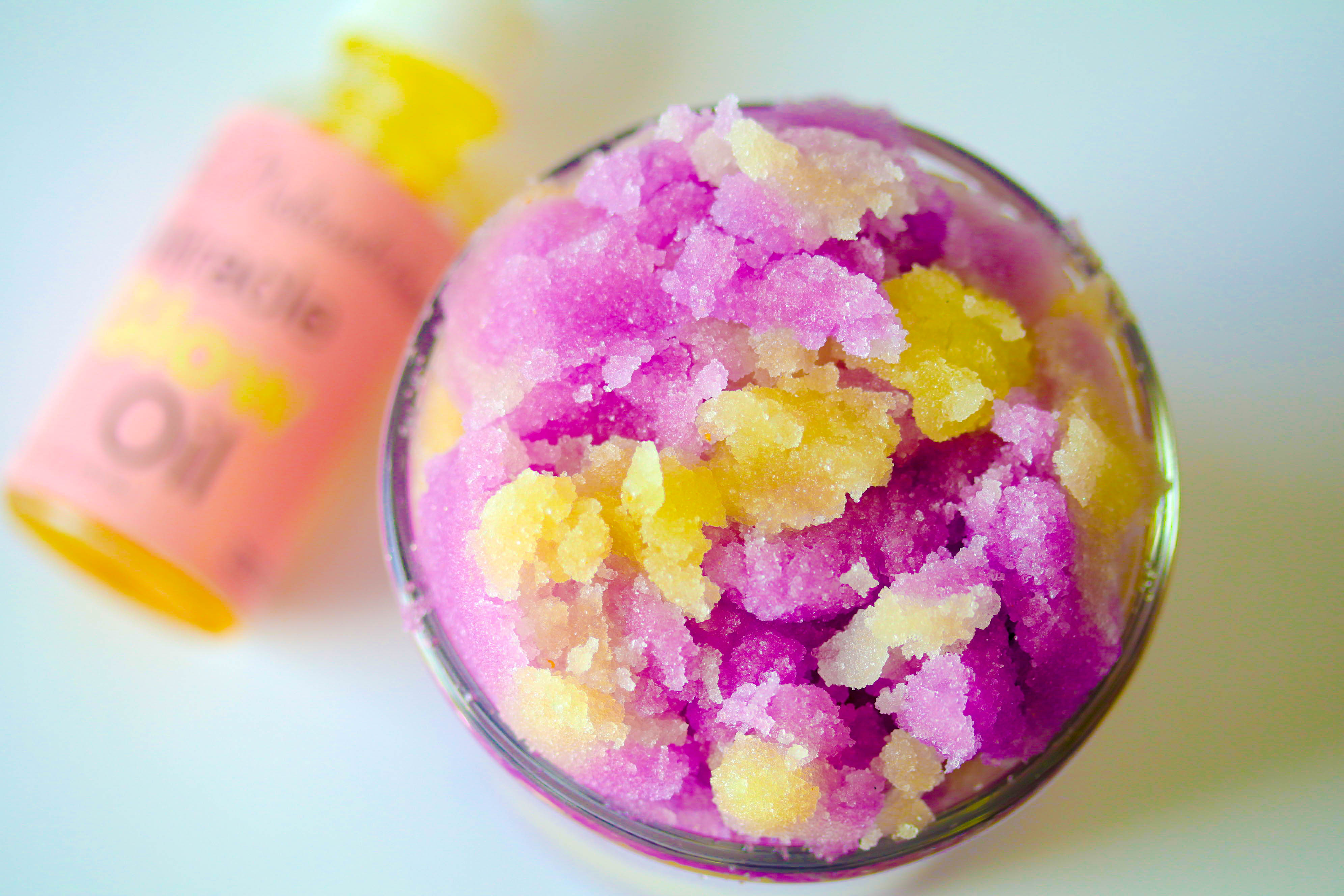Black Raspberry Vanilla Body Scrub Is The Perfect Bath And Body Works Copy Cat Scrub To Cleanse Skin And Remove Dead Skin Cells Its A Savvy Way To Make