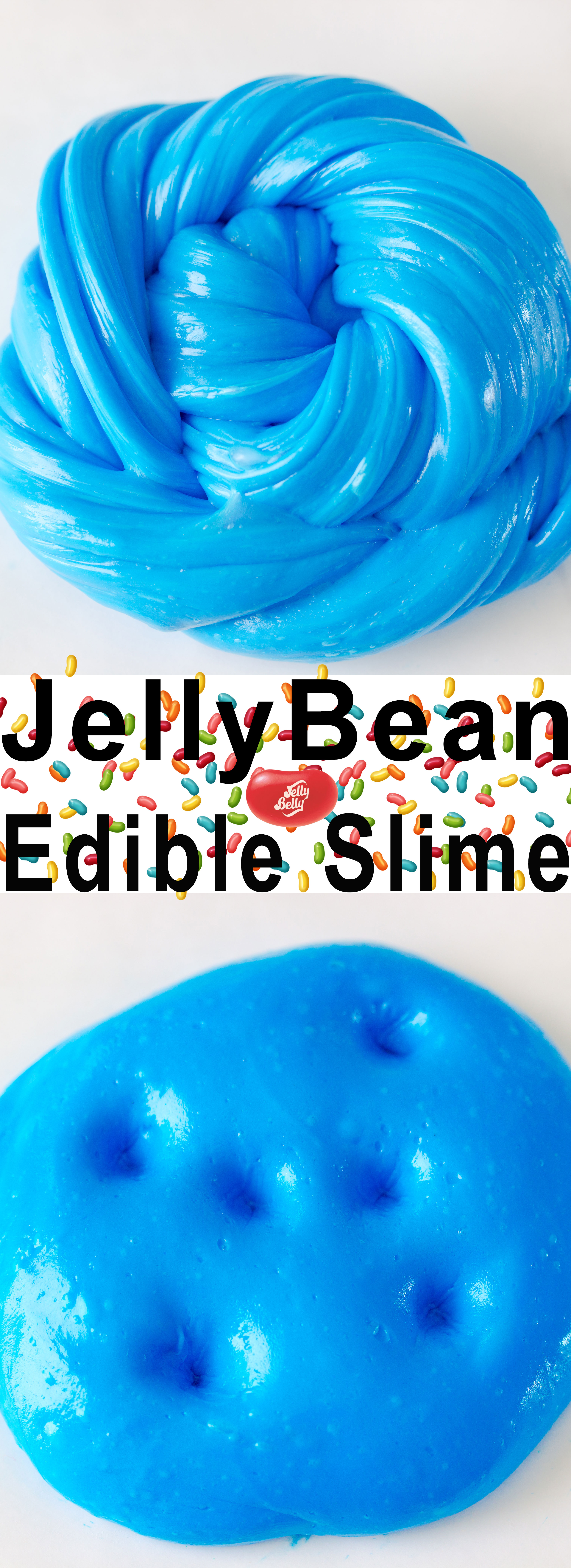 How to make edible jelly bean slime savvy naturalista today we are going to make edible jelly bean slime this edible slime is made with just jelly beans and a few simple ingredients to ccuart Images