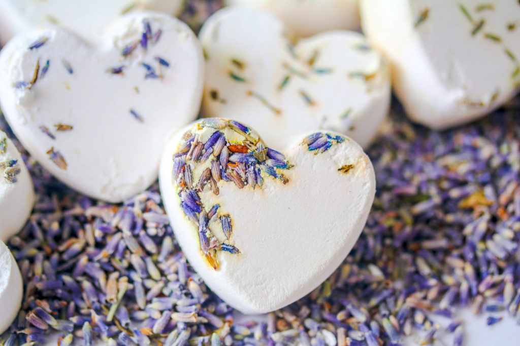 NO Citric Acid Lavender Shower Melts