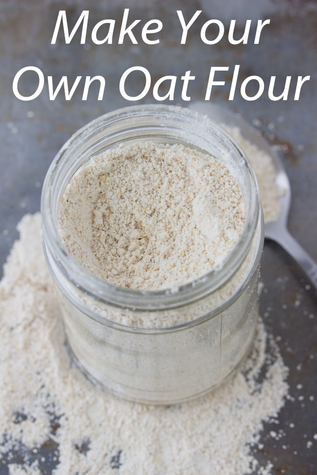 Can You Use Oat Flour To Make A Cake