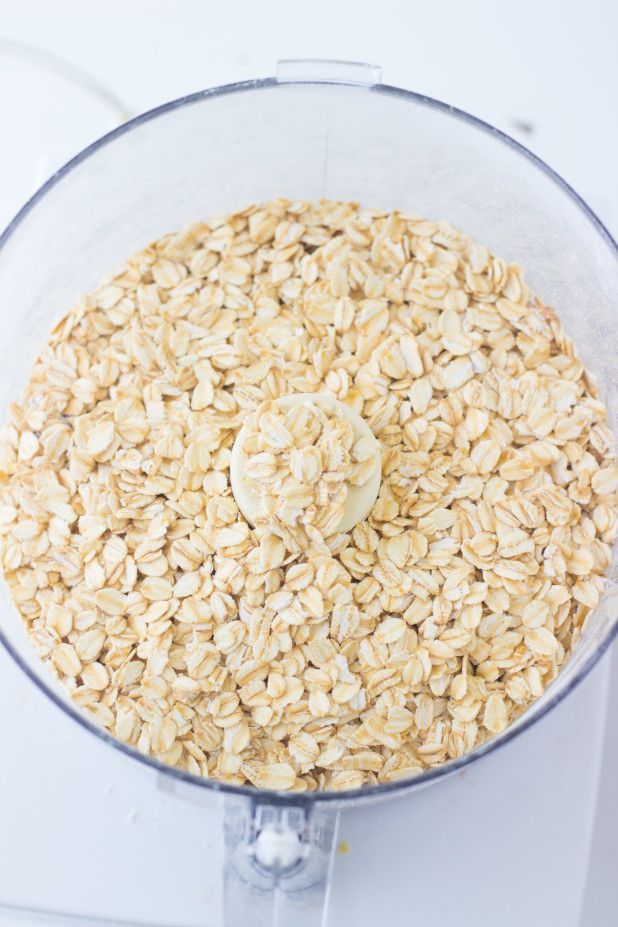 How To Make: Oat Flour
