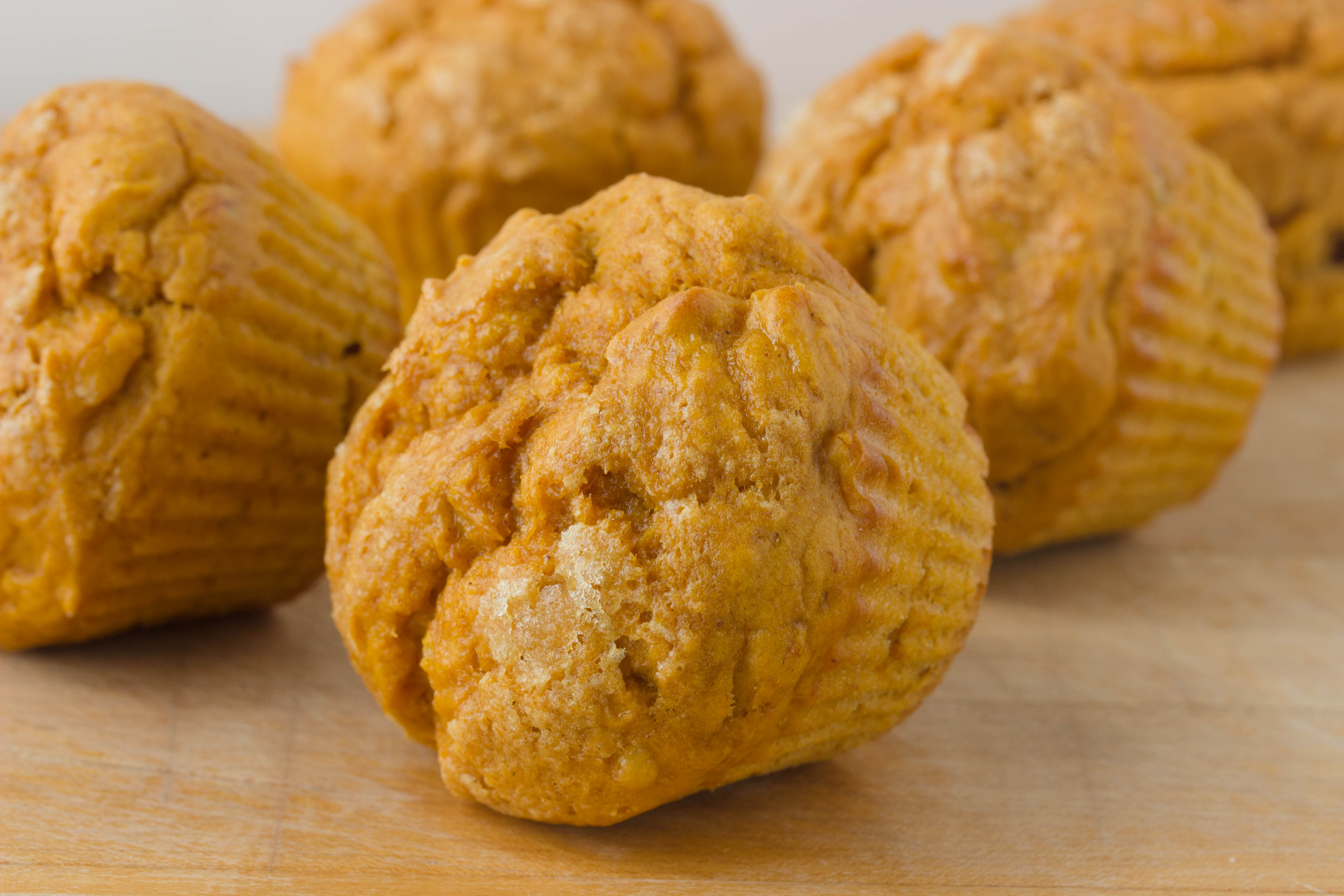 Pumpkin Muffins Recipe — Dishmaps