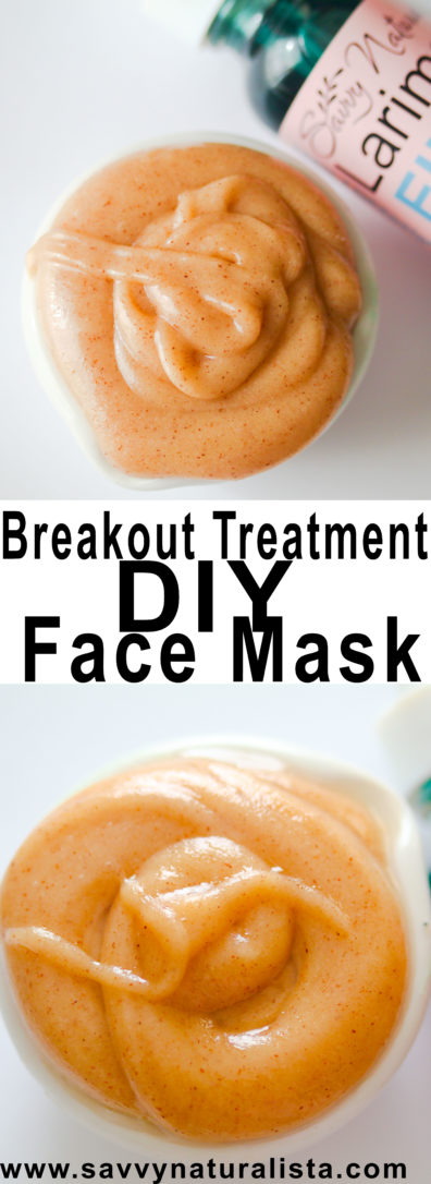 Got a bad breakout? Use these all-natural three ingredients to help improve your breakouts!